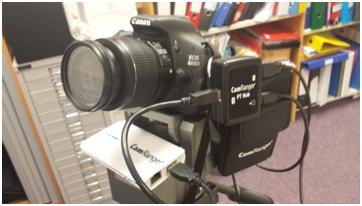 DSLR Camera with Cam Ranger